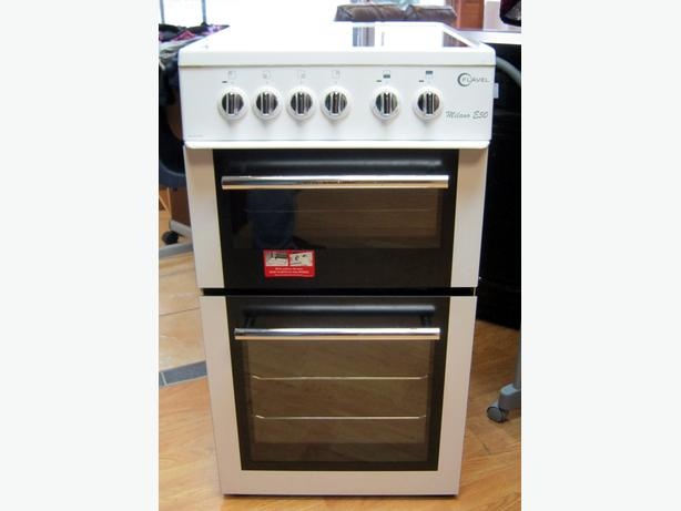 Flavel Milano e50 Electric Cooker, Ceramic Hob, Fan Oven, 6 Month Warranty