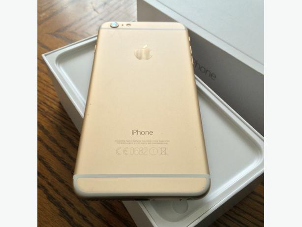 iphone 6 16 gb gold EE