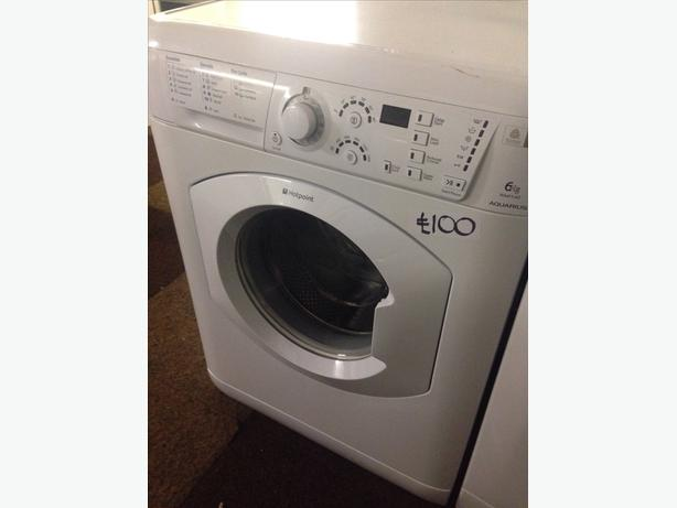 HOTPOINT 6KG 1400 SPIN01