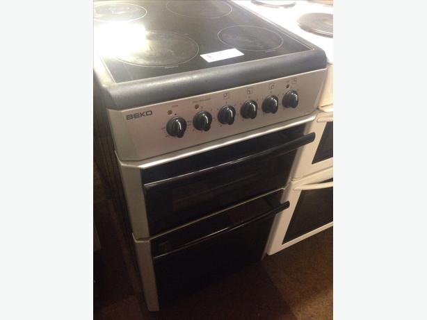 BEKO ELECTRIC COOKER 50CM CERAMIC TOP