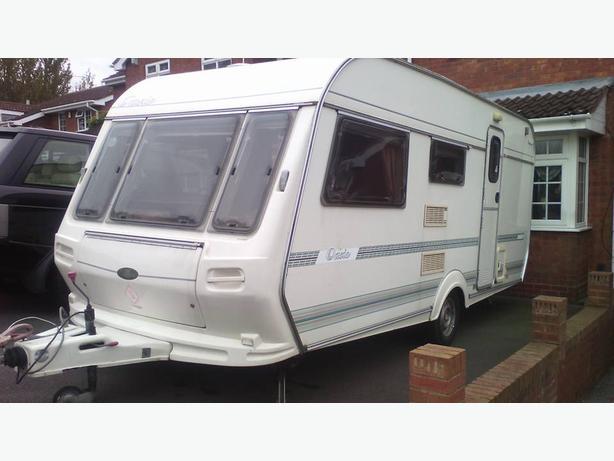 Coachman Oasis 480/4 4 Berth Caravan