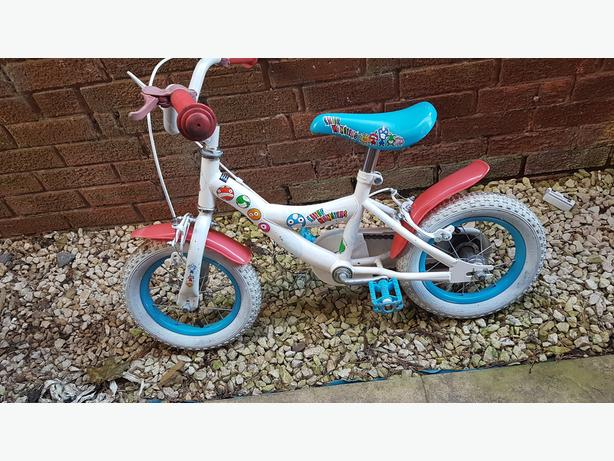 kids bike superb bargain