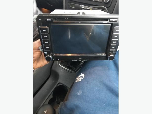 FOR TRADE: vw mk5 double din n mk6