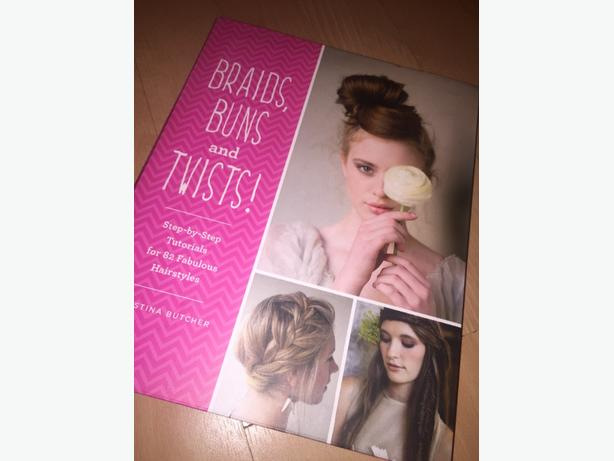 hair book