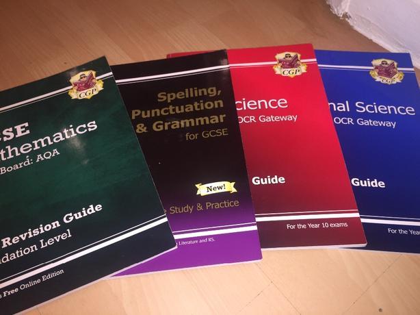 GCSE book