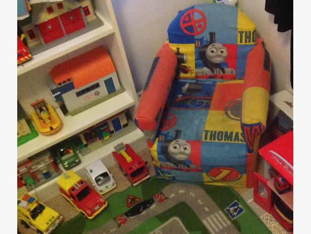 Thomas the Tank Engine armchair