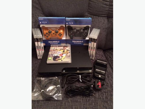 PS3 FIFA BUNDLE
