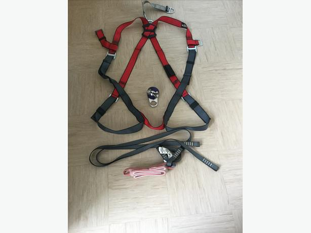 Protecta saftey harness