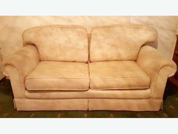 Sofas + Footstool