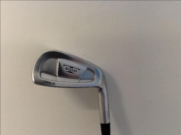 Set of mizuno irons