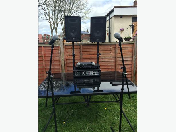Vocal Star karaoke system