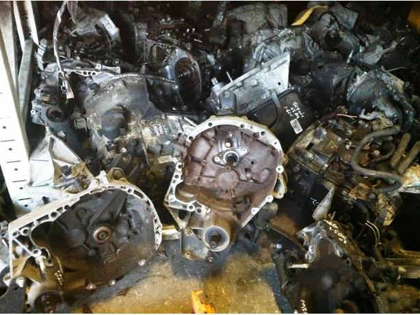 PEUGEOT 307 05 REG 1.6 HDI GEAR BOX FOR SALE