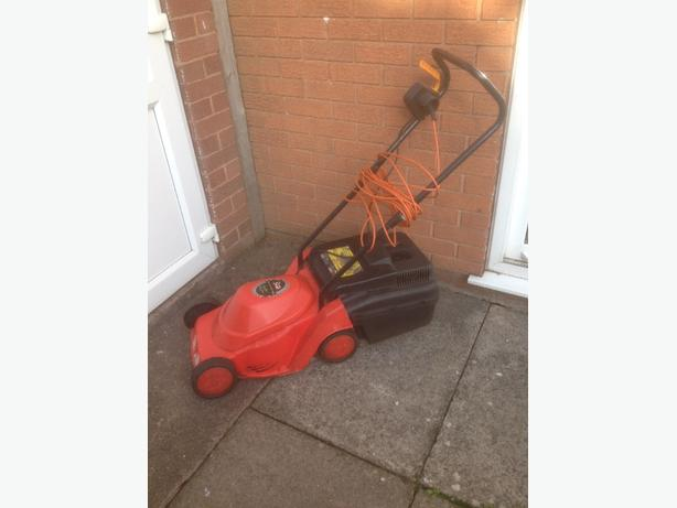 Lawnmower Working £7.00