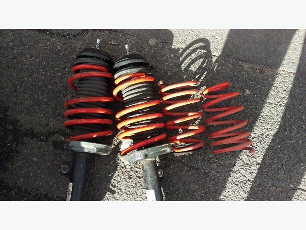 corsa d lowering springs
