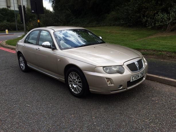 Rover 75 2.0 CDTi Connoisseur SE AUTOMATIC, 12 months MOT, Runs/Drives superb!