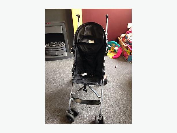 BABYSTART  STROLLER PUSHCHAIR WITH RAIN COVERS