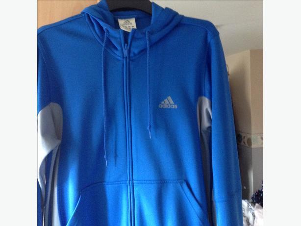 Adidas tracksuit hoodie