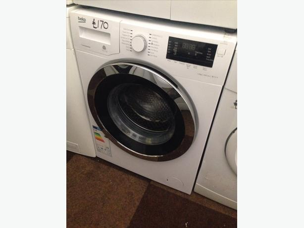 BEKO LCD DISPLAY 9KG WASHING MACHINE