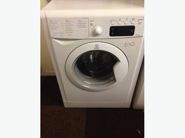 INDESIT WASHING MACHINE 7KG A CLASS