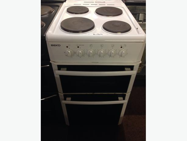 BEKO PLATED TOP ELECTRIC COOKER