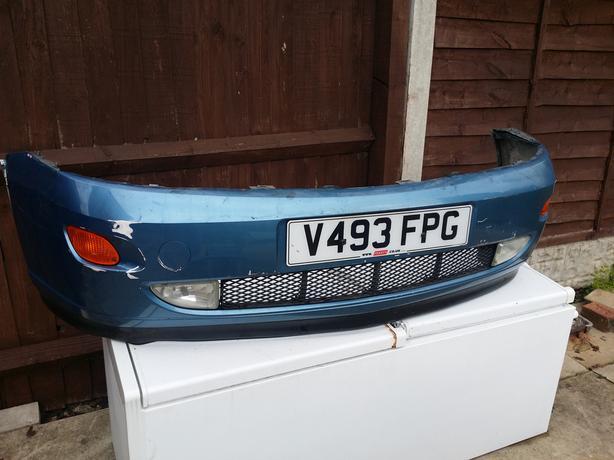 front bumper mk1