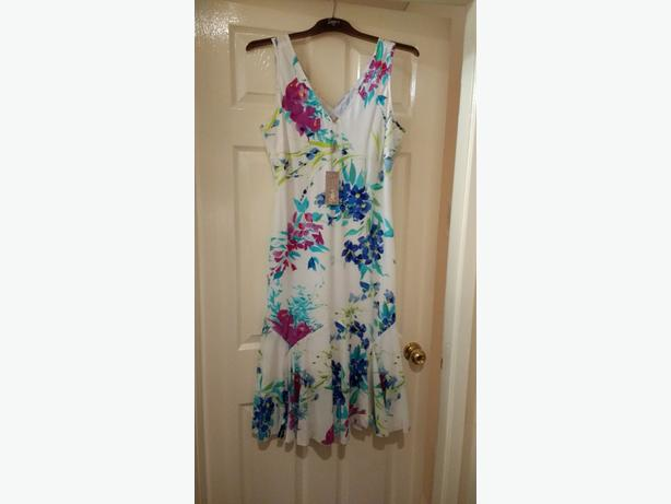 Monsoon calf length dress