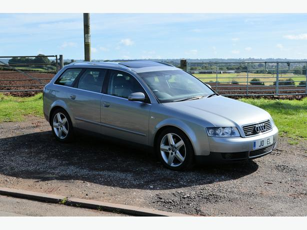 AUDI A4 AVANT QUATTRO SPORT 3.0 GUNMETAL GREY 2002 / 96K FOR SALE