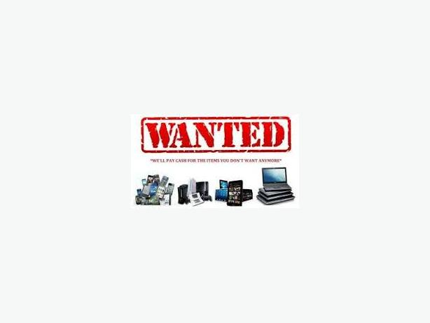WANTED PHONES / LAPTOPS/TABLETS {FAULTY/BARRED/BROKEN}