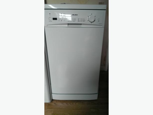 Bush WV9-6W Dishwasher- White.