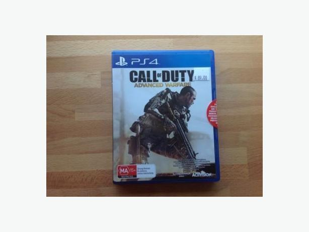 Ps4 games for sale or swaps