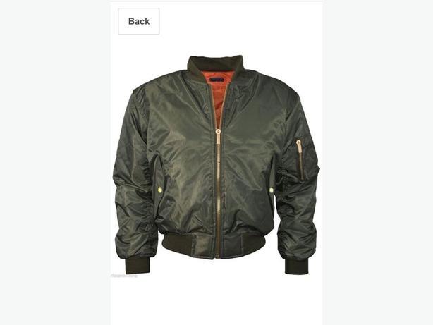 BRAND NEW womens bomber jacket xs