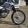SINNIS BLADE 125cc 15PLATE