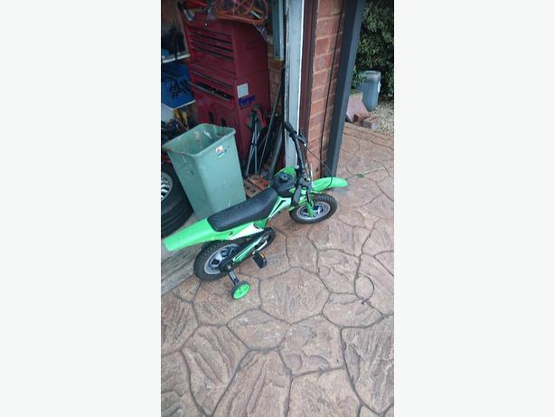 Boy's 14inch bike
