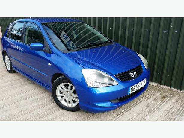 EXCELLENT CONDITION 1 OWNER HONDA CIVIC 1.7CDTi DIESEL SE WITH CAMBELT CHANGED