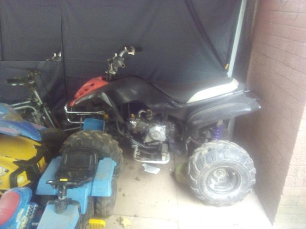 120cc quad xsport