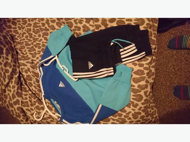 Boy's Adidas Tracksuit