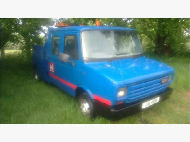 ldv crew cab speclift