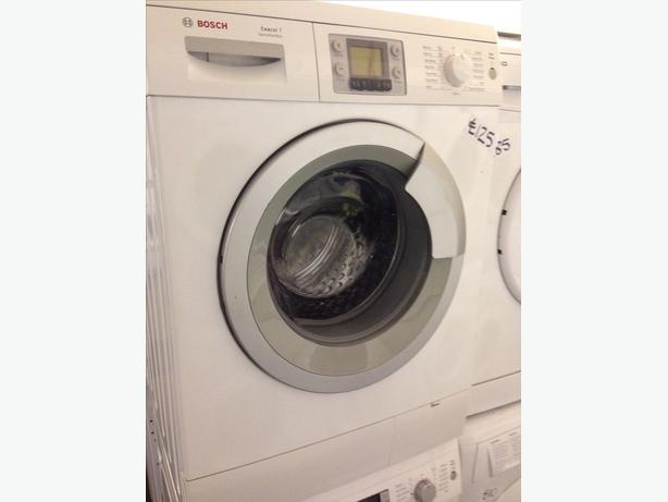 BOSCH 7KG LCD DISPLAY WASHING MACHINE