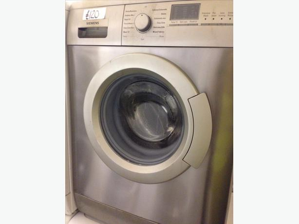 SIEMENS WASHING MACHINE 6KG 1200 SPIN