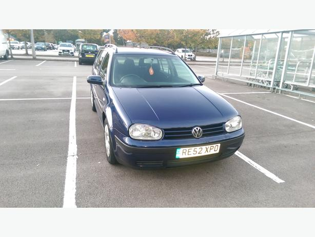 mk4 golf estate 1.9 tdi quick sale needed