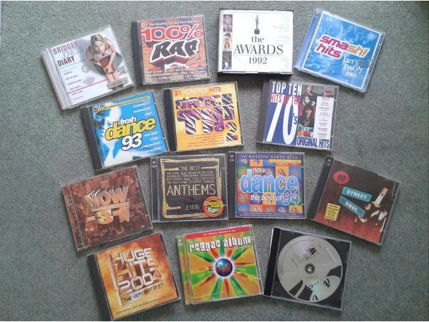 Compilation CD Collection. (14).