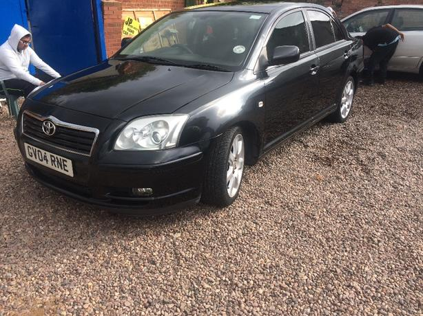 toyota avensis 1.8 t4
