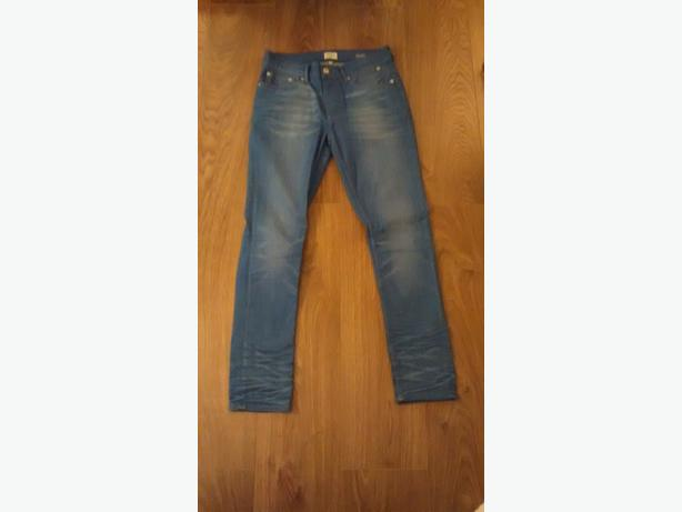 5 Pairs of topman/river island skinny stretch fit jeans