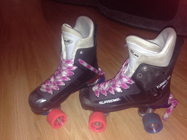 supreme turbo skates size 5