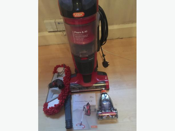 Vax Upright Vacuum Cleaner