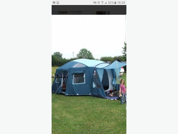 vango aspen 500 tent £50 gone 2day