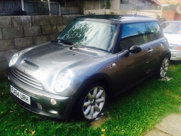 Genuine Mini Cooper s for sale!!! 3 owners from new!!!