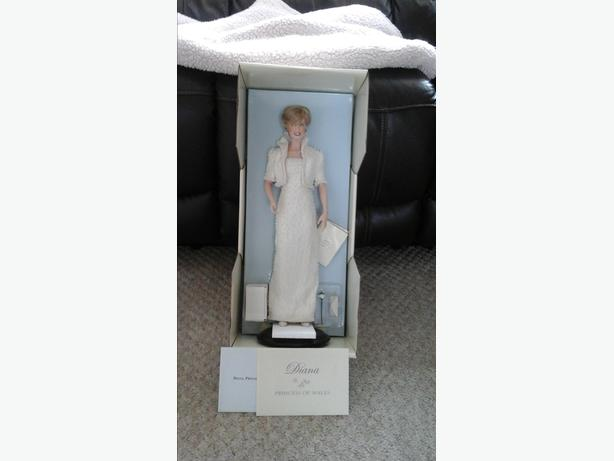 Lady Diana doll