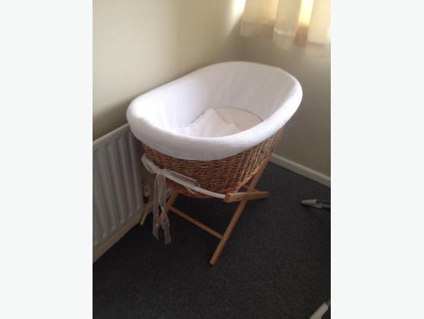 babys moseys basket