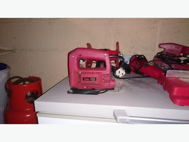 powerdevil jigsaw and sander